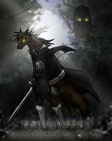 Moonlight Assassin by MoonstalkerWerewolf