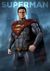 Injustice Superman by Progenitor89