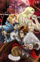 Castlevania by TyrineCarver