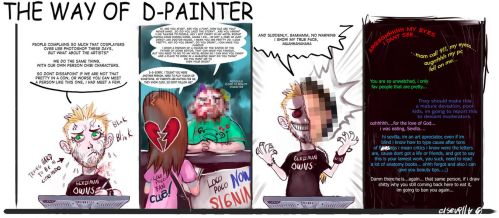 The way of d-painter 4 by elsevilla