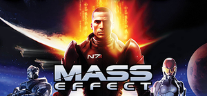 Mass Effect|Steam Grid Icon by LordReserei