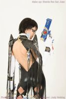 Bayonetta 2 cosplay - Don't fuck with a witch by JudyHelsing