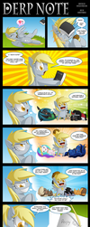 DERP NOTE by BerryPAWNCH