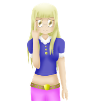 Perrine has a message for you. by ThanyTony