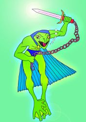 FROG WARRIOR by G40