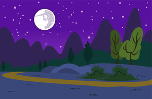 Nightmare Night Background 3 by Lt-Fleur