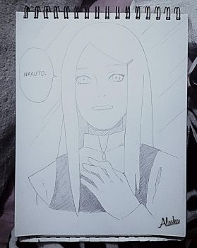 Kushina   by Cherry0189