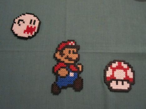 Super Mario Bros by correal87