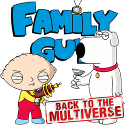 Family Guy: Back To The Multiverse by POOTERMAN