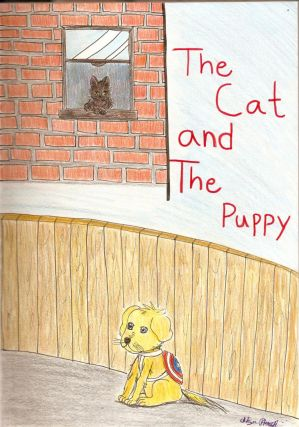 The Cat and the puppy (Steve Rogers x reader) 1 by Risa-tono on