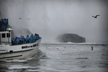 Maid of the Mist by d3lf