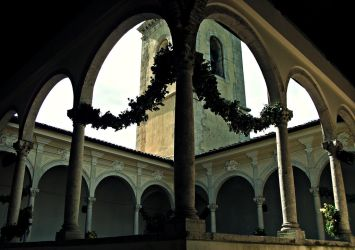 The Cloister by Quadraro