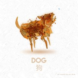 Year Of The Dog by AVAdesign