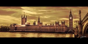 Houses of Parliament II by JuanChaves