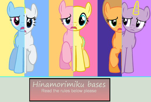 MLP Base - Is What My Cutie Mark Is Telling Me by YazFlyChan247