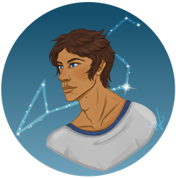 Leo Lance by AnchoredTether