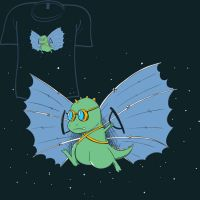 Woot Shirt - Don't Try This by fablefire