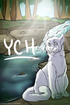 Peaceful Forest YCH [$5 SB] by OmmaXie