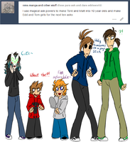 3 - Eddsworld ask and dare by DeadlyFangedArtist
