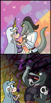 Moon Vs The Forces Of Shipping by Xierra099