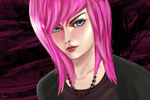 Pink by Junicious
