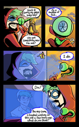 Jackieboy Man! Issue 8 (page 4) by superloveharrypotter