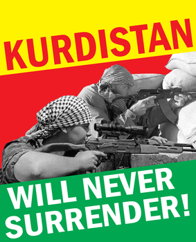 Fighting Kurdistan by Party9999999