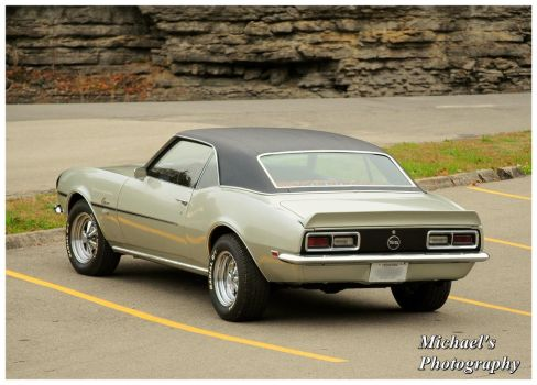 1968 Camaro SS by TheMan268