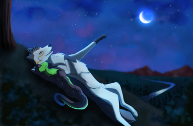 Our Dreamed Night by spagetti-sauce