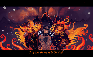 Sauron - Oppan Angband Style by FlyingCarpets