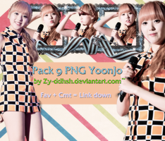 [PNG Pack] 9 PNG YoonJo #1 by Zy-ddhsh