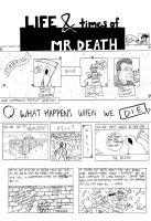LIFE and Times of MR.DEATH PG1 by annit-the-conqueror