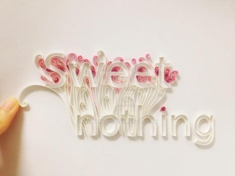 Sweet nothing by sk8ternoz