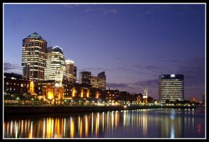 Buenos Aires by The Night by tgrq