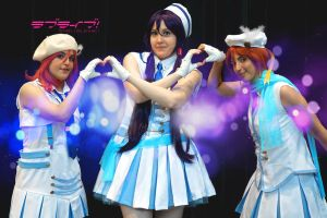 LoveLive Wonderful Rush by sakanachan