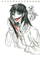 JEFF THE KILLER by ChainJing