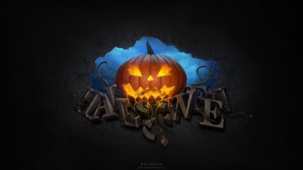 Halloween by elreviae