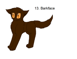 13. Barkface by Legend-series