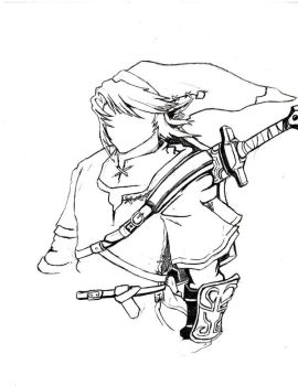 Unfinished Link by danielrules01