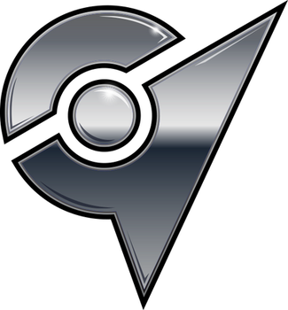 Pokemon Go Gym Symbol in Gray by MeMiMouse