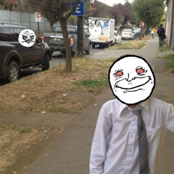Memes in the city 1 by Perry4DEVIAN191