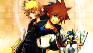 KH 358over2 Days - PSP theme by TwilightTO