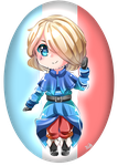 Aph France chibi by xX-Excelliance-Xx