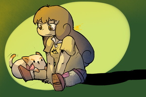 Bee And Puppycat by OfTheVirtus