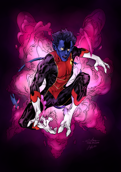 Nightcrawler by Sorathepanda