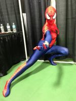 spidergirl action pose by animeloving-Okami
