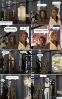 StarGirls - The Jedi Academy: The Lightsaber Exam by Edheldil3D