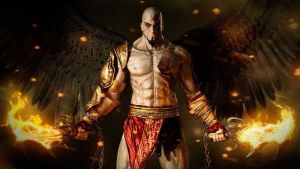 God of War: Ascension Kratos Wallpaper by xKirbz