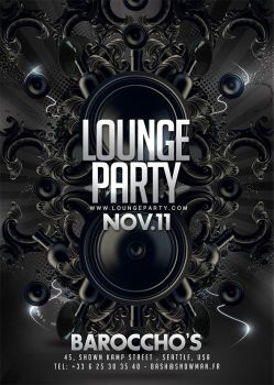 Lounge Barocco Party by n2n44