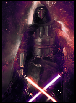 DARTH REVAN by Unclesatan